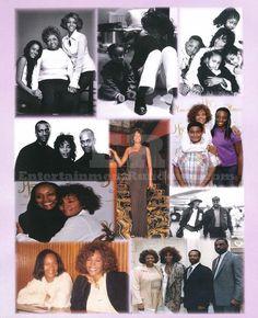 Whitney Houston Funeral | Whitney Houston Funeral Program Page 10 | Entertainment Rundown