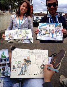 drawing people pdf by Suhita Shirodkar