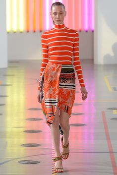 Preen by Thornton Bregazzi Spring 2015 Ready-to-Wear - Collection - Gallery - Look - Style.com