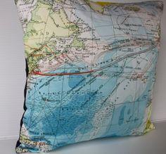titanic voyage pillow