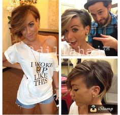 In LOVE with her hair ♡