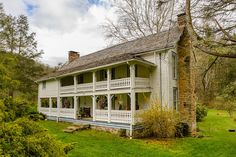 Carter Swain House, Weaverville, NC