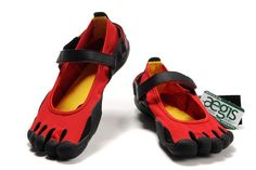 1ba7d40e6509 Now Buy Vibram Sprint Mens Red Black 5 Five Fingers Sneakers Hot Save Up  From Outlet Store at Footlocker.