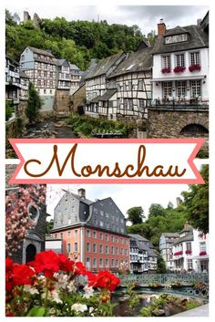 The most adorable town in Germany | Monschau