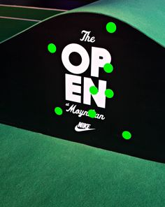 Nike — The Open