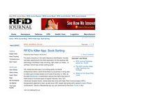 #rfidjournal www.blacksocks.com