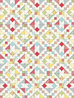 mønstre patchwork
