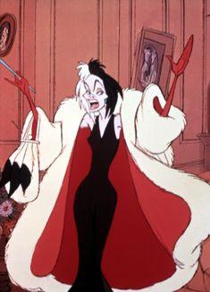 We can thank Cruella de Vil for his sexy new bad boy look - CelebsNow Cruella Deville Halloween Costume, Cruella Costume, Maleficent Costume, Character Halloween Costumes, Cute Halloween Costumes, Women Halloween, Female Villain Costumes, Halloween Tombstones, Costumes Kids