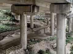 For the past 20 years, Austrian photographer Gisela Erlacher has dedicated much of her work to documenting urban and suburban space. In her latest series, Skies of Concrete, she explores the spaces found...