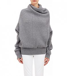 Acne Studios Oversized Jacy Turtleneck Sweater