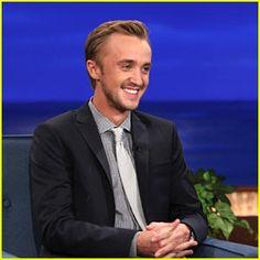 tom felton. Hi, you're cute :)
