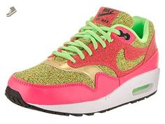 Nike Women's Wmns Air Max 1 SE, GHOST GREEN/GHOST GREEN, 10 US - Nike sneakers for women (*Amazon Partner-Link)