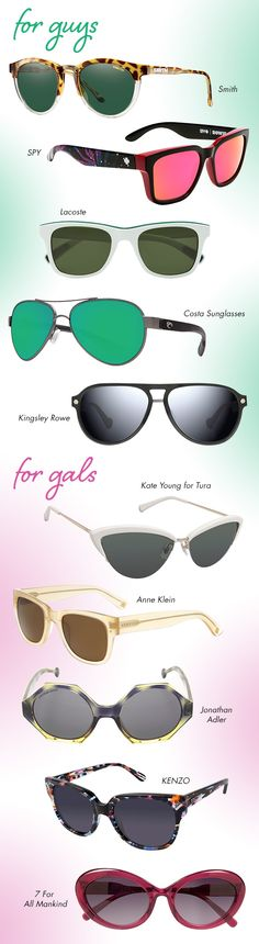 Get Fashionably Shady for Memorial Day: http://eyecessorizeblog.com/2015/05/fashionably-shady-memorial-day/