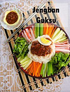 5 Koran cold noodle dishes