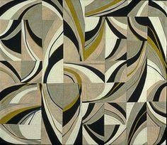 "image of quilt titled ""Tumult"" by Ellin Larimer © 2006"