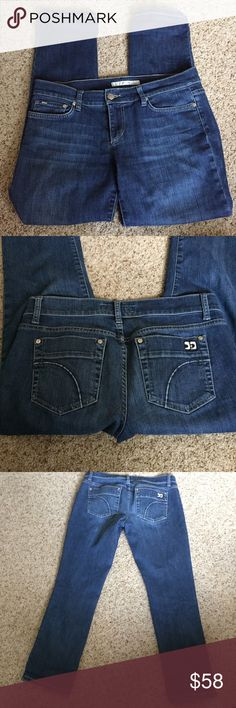 Joe's Jeans W 29 Cigarette Ankle Jeans These jeans are so cute on! Ankle jeans that can be rolled up for even more of a crop look. They are approximately a 26 in inseam. Homemade Tortillas, Ankle Jeans, Joes Jeans, Fashion Design, Fashion Tips, Fashion Trends, Cute, Outfits, Collection