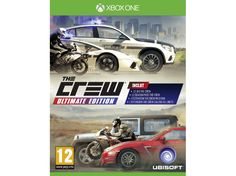 Get The Crew Ultimate Edition release date (Xbox One, cover art, overview and trailer. Step into the driver's seat for the definitive online racing experience in The Crew Ultimate Edition, the supercharged, all-inclusive edition of the revolutionary. Playstation Games, Xbox One Games, Ps4 Games, Wii, Red Dead Redemption, Fallout, Videogames, Jeux Xbox One, Nissan Gtr