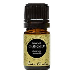 Chamomile is almost