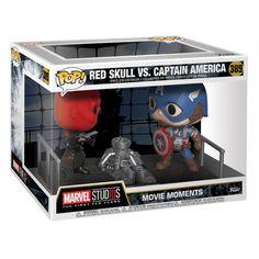 Marvel Pop Vinyl, Crochet Organizer, Pop Action Figures, Funko Pop Avengers, Diy Crochet Patterns, Captain America Wallpaper, Captain America Movie, Funko Pop Toys, Funk Pop