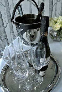 Balmuir Champagne cooler in Fabulous things blog