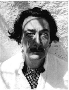 Dali, you are enthrallingly terrifying.