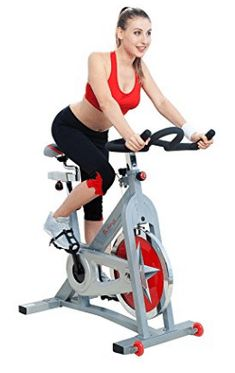 Sunny Health & Fitness Pro Indoor Cycling Bike with 40 LB Flywheel, Caged Pedals, Adjustable Seat and Handlebar, Micro-Adjustable Resistance with Dual Felt Brake Pads Best Workout Shoes, Best Exercise Bike, Upright Exercise Bike, Upright Bike, Spin Bike Workouts, Exercise Bike Reviews, Fun Workouts, At Home Workouts, Indoor Cycling Bike