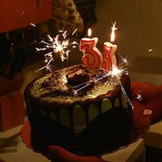Birthday Cake 33 Years Adult Cakes Happy Army Yummy