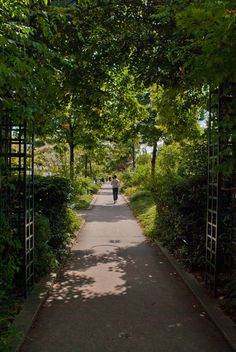 Promenade Plantee, Jacques Vergely and Philippe Mathieu, Paris, France.
