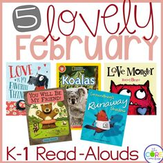 February Read-alouds