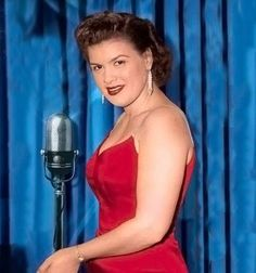 The one and only Patsy Cline, the best singer to have graced this earth...