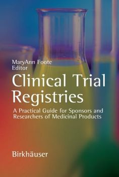 159 best kindle store medical ebooks images on pinterest kindle clinical trial registries a practical guide for sponsors and researchers of medicinal products by maryann fandeluxe Gallery