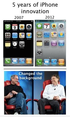 b792d8b5d586 Fives years of Iphone innovation... how much has changed  El Humor