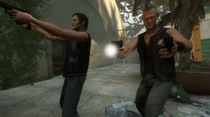 Daryl and Merle Dixon survivor skins for Left 4 Dead 2 on the Steam Workshop. Better than The Walking Dead: Survival Instinct Merle Dixon, Left 4 Dead, Survival Instinct, Rick Grimes, Daryl Dixon, Geek Culture, The Walking Dead, Tv Shows, Workshop