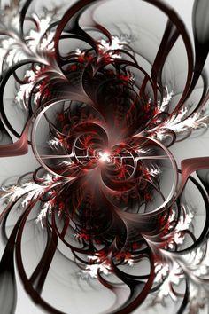 tentaclees by sewer-pancake on DeviantArt Ps Wallpaper, Cellphone Wallpaper, Colorful Wallpaper, Wallpaper Backgrounds, Fractal Images, Fractal Art, Fractal Design, Illusion Art, Psychedelic Art