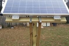 Solar panel post mount ground mounted solar panel systems so Solar Energy Panels, Best Solar Panels, Solar Energy System, Solar Panel System, Panel Systems, Photovoltaic Energy, Off Grid System, Planetary System, Energy Supply