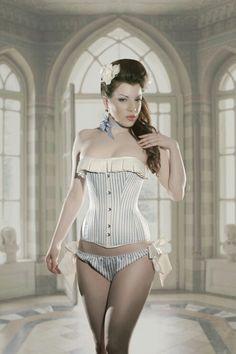 cf2e40b3f0d65 Corset lingerie Bridal Lingerie