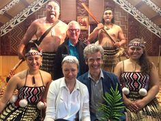 Te Puia New Zealand. This is such a lovely picture.  Mainly because Elaine is in it, and they look so happy.  To be that much in love after 30 years is very special indeed.....trust me I know!!!