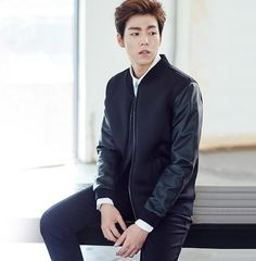 Lee Hyun Woo | Union Bay's FW 2015 Collection