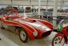 ZIL - 112, 6.0 litre engine, 230 HP, 60s, Soviet union