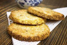 Ciasteczka kokosowe - 2 składniki Cornbread, Muffin, Breakfast, Ethnic Recipes, Sweet, Food, Christmas, Millet Bread, Morning Coffee