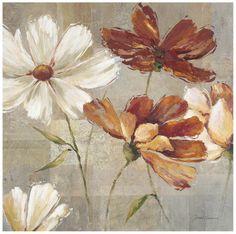 Flores rojas (arte decorativo) Láminas enmarcadas en AllPosters.es