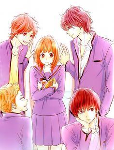 haru matsu bokura - this story is really cute and funny