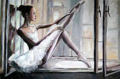 Mariola Ptak, baletnica, malarstwo, wnętrza, sztuka Daenerys Targaryen, Game Of Thrones Characters, Fictional Characters, Art, Art Background, Kunst, Gcse Art, Fantasy Characters