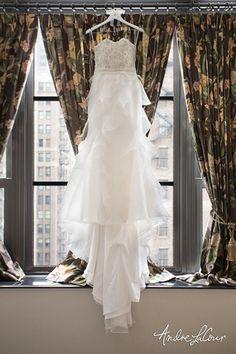 Wedding dress| Andre