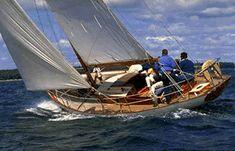 Classic Saiboat