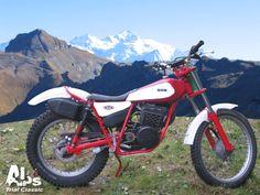Motos Trial, Trial Bike, All Cars, Alps, Trials, Honda, Motorcycles, Iron, Classic