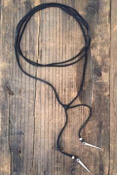 Canyon Wrap Choker / Black – Rope the Moon Jewelry