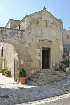Chiesa di Santa Maria del Passo su 365giorninelsalento.it