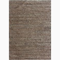 Handmade Solid Pattern Taupe/ Gray Cotton/ Jute Rug (5 x 8) | Overstock.com Shopping - Great Deals on JRCPL 5x8 - 6x9 Rugs