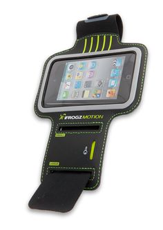 Motion Armband | Enhancing Your Mobile Experience | iFrogz by ZAGG #ZAGGdaily